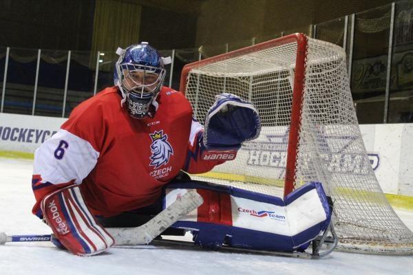 Para hokej: Česko - Kanada