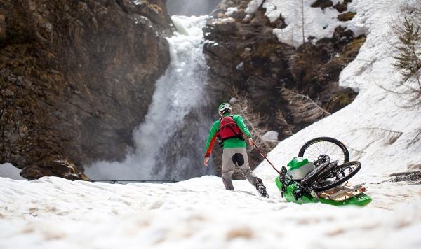Bike2Boat - MTB & Kayak Expedition
