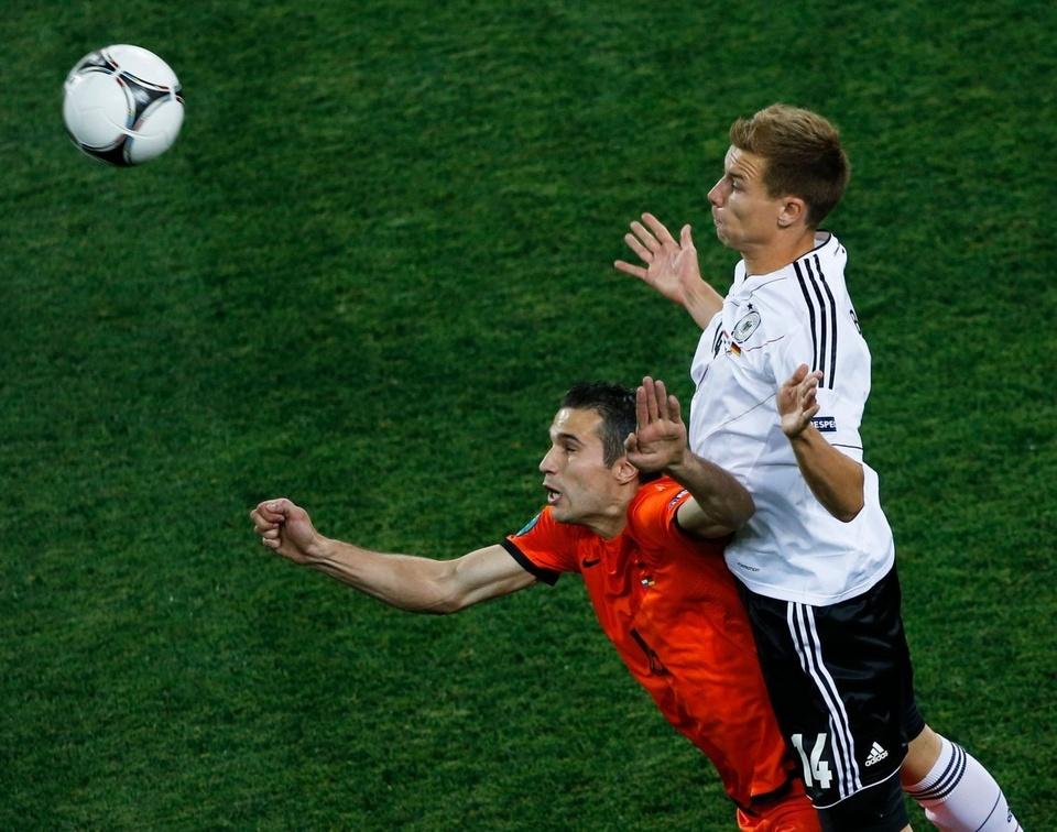 Fotbal: Nizozemsko - Německo