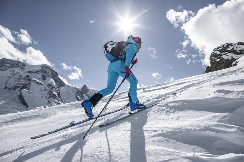 Výzva - Skialpinisti