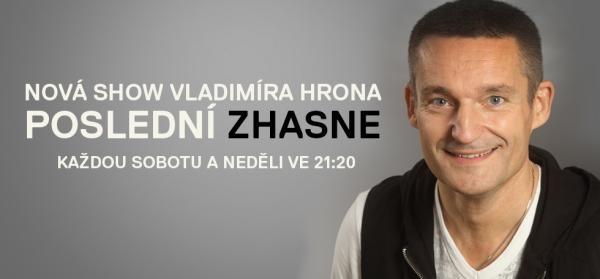 Vladimír Hron: Poslední zhasne