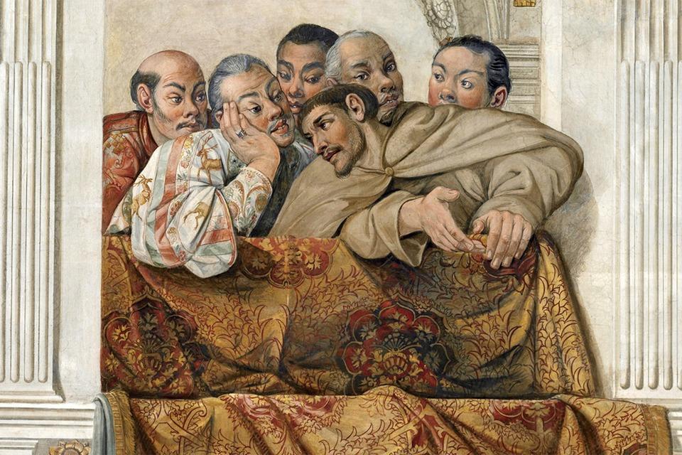 Dokument Samuraj vo Vatikáne