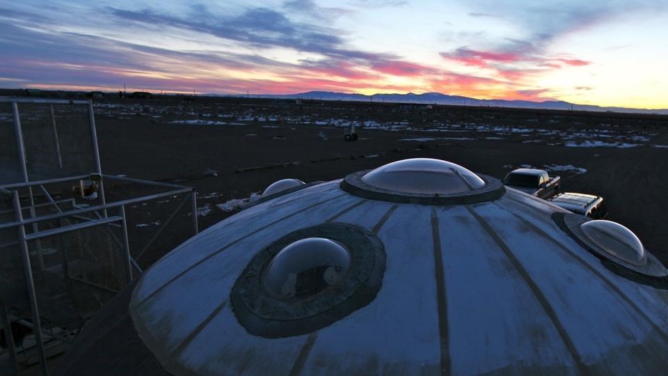 Dokument Honba za Ufo