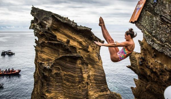 Cliff Diving World Series 2019 - Portugalsko