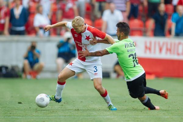 SK Slavia Praha v Evropské lize 2019