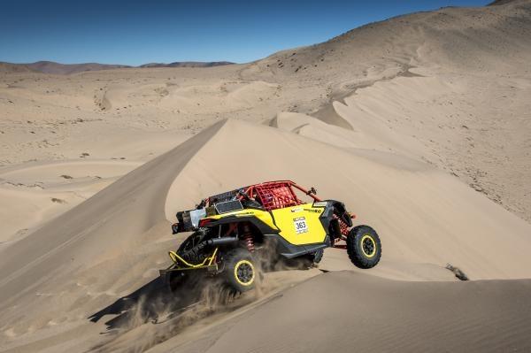 Atacama Rally highlights