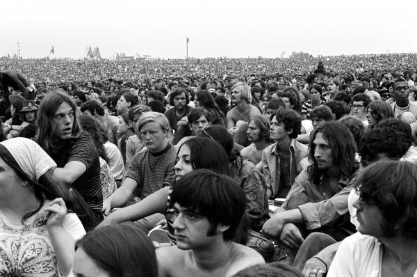 Dokument Woodstock: festival jedné generace