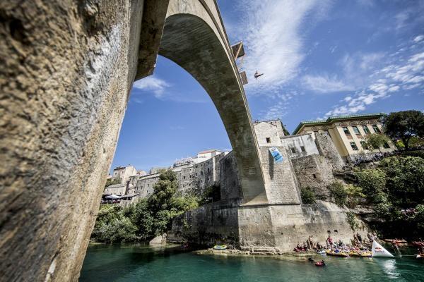 Cliff Diving World Series 2019 - Bosna a Hercegovina