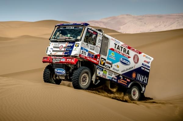Motorismus: Silk Way Rally 2018