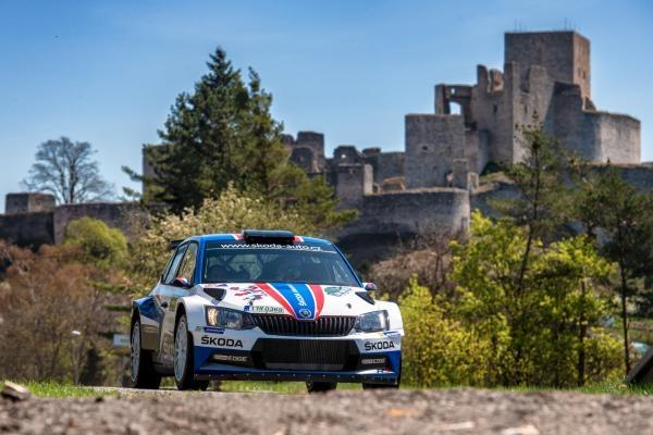 Motorismus: 55. Rallye Šumava Klatovy