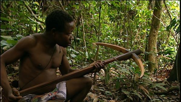 Poslední lovci v Kamerunu