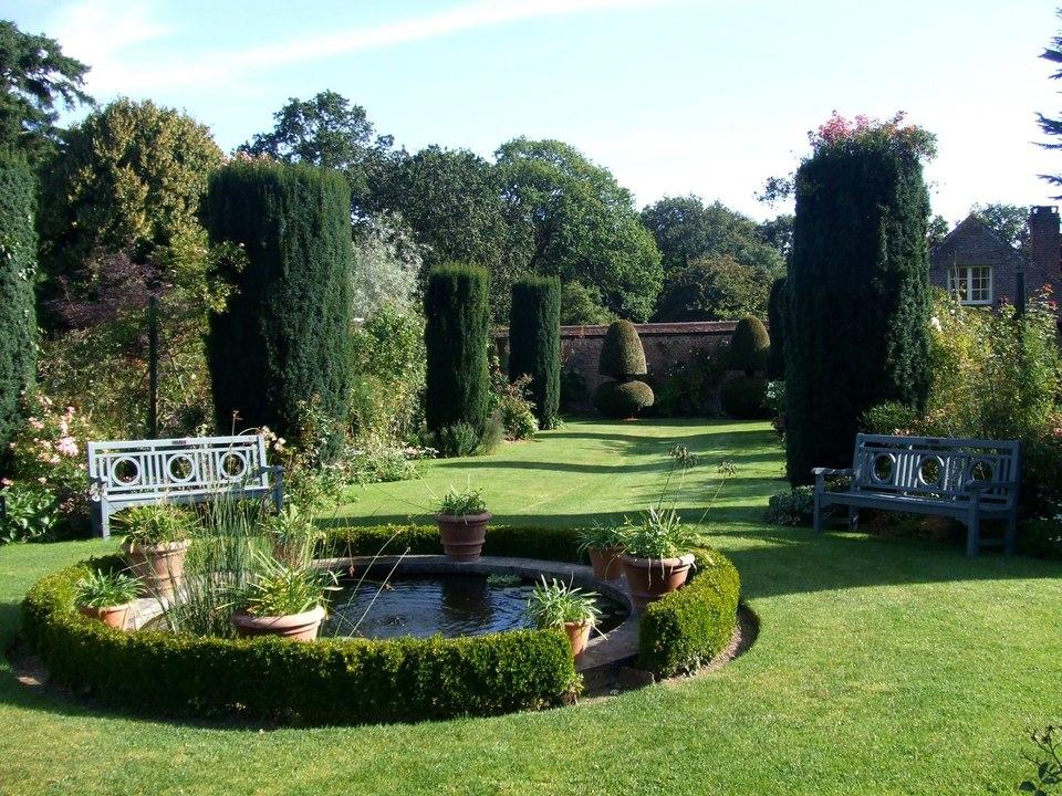 Dokument Úžasné záhrady