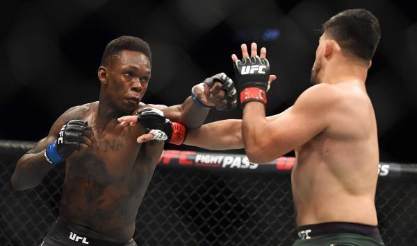 UFC 248: Adesanya vs. Romero
