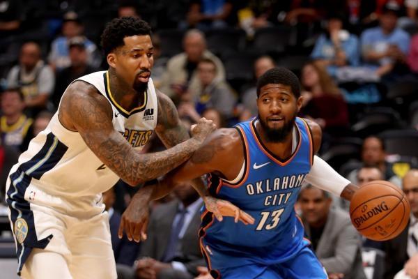 NBA Classic Games: Denver Nuggets - Oklahoma City Thunder