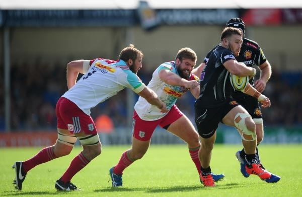 Harlequins - Exeter Chiefs
