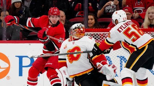 Calgary Flames - Carolina Hurricanes
