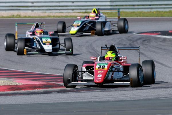 ADAC Formula 4 2020 - Živě