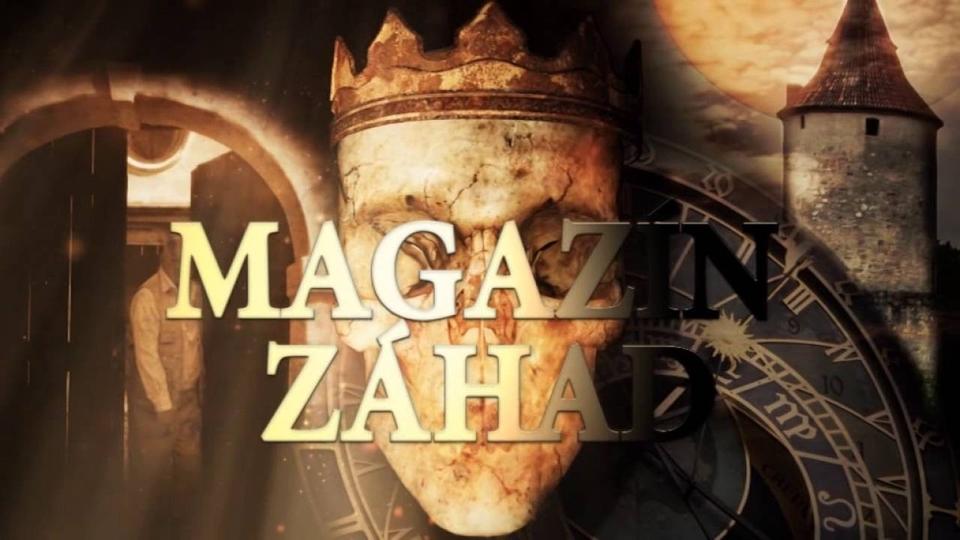 Dokument Magazín záhad