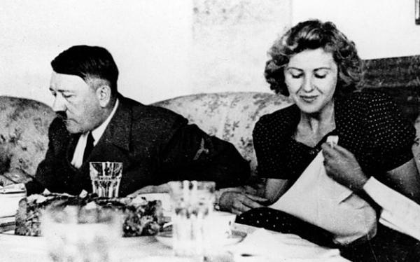 Eva Braunová: Hitlerova žena