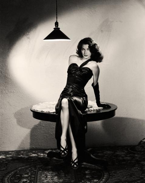 Ava Gardnerová - hollywoodska diva