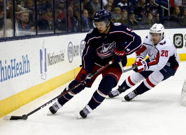 Washington Capitals - Columbus Blue Jackets