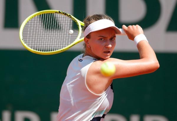 Tenis: Barbora Krejčíková - Cori Gauffová
