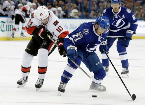 Ottawa Senators - Tampa Bay Lightning