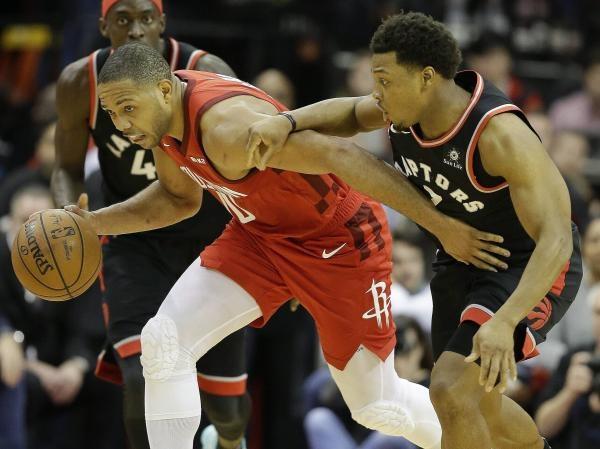 Toronto Raptors - Houston Rockets