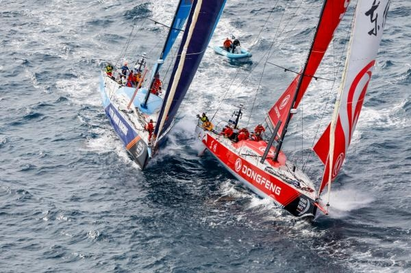 Jachting: Volvo Ocean Race 2017/18