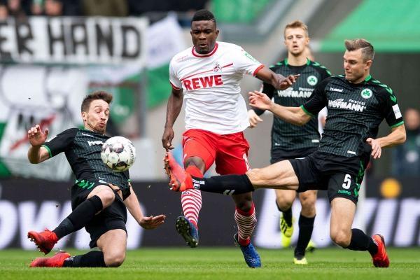 Wehen Wiesbaden - 1. FC Köln