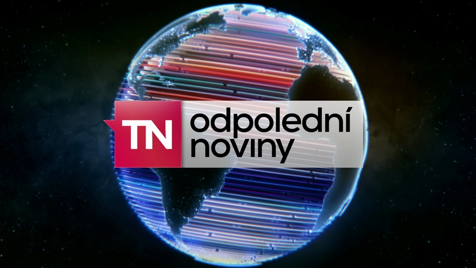 Odpolední Televizní noviny