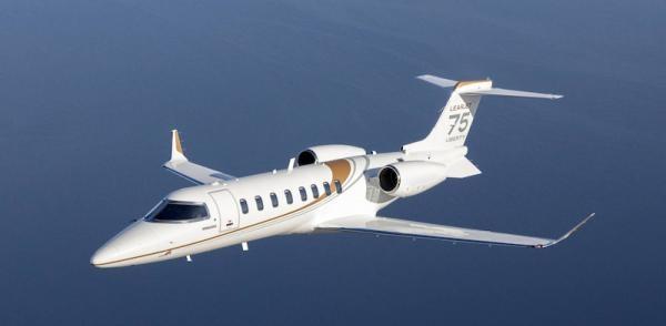 Jak se vyrábí Learjet!
