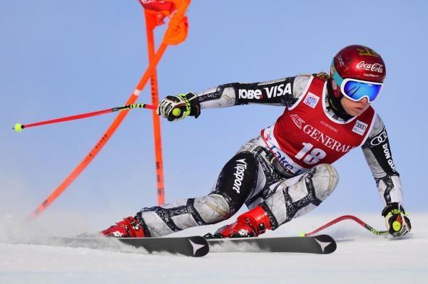 Alpské lyžování: SP Francie