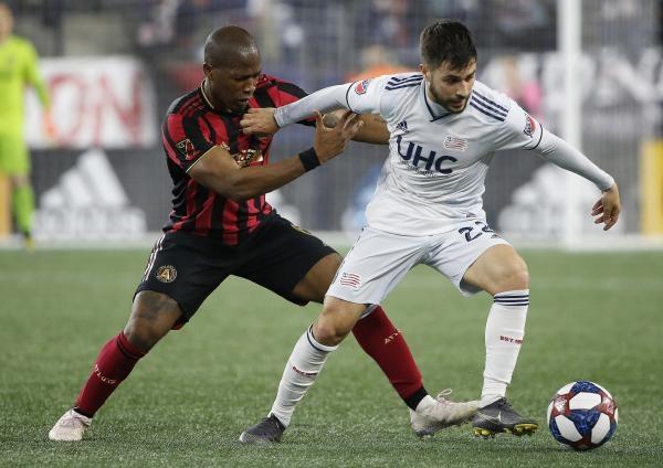 Atlanta United FC - New England Revolution
