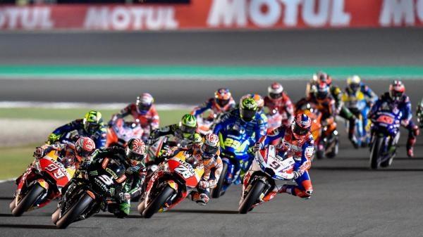 MotoGP – Virtuální závod