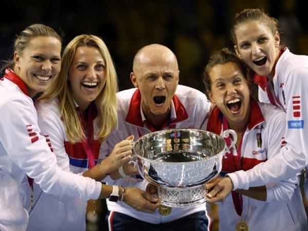 Tenis: Pálovy holky