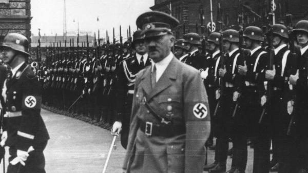 Hitler - jak zostałem dyktatorem