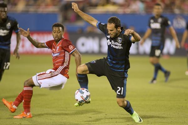 FC Dallas - San Jose Earthquakes