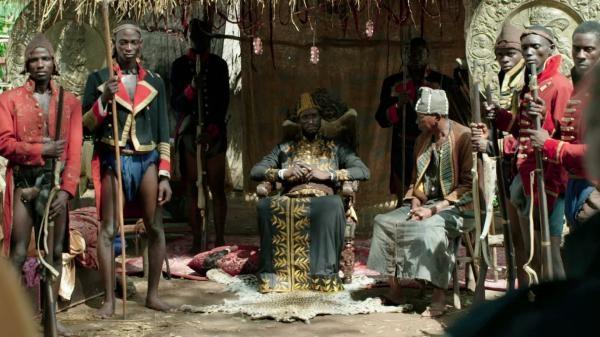 Dokument Ebenové otroctví