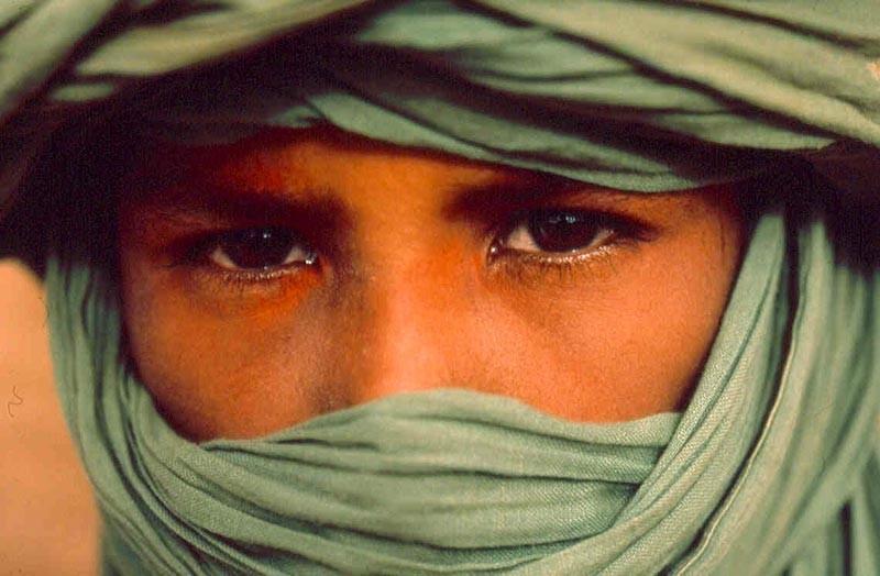 Dokument Tuaregové, hrdí vládci pouště