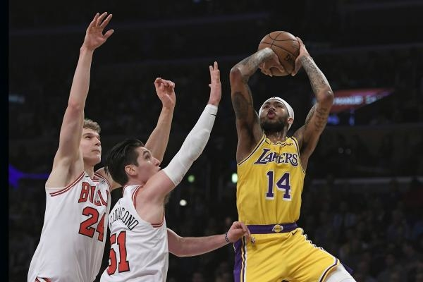 Chicago Bulls - Los Angeles Lakers