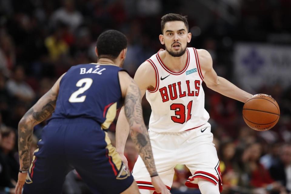 Tímy snov - Chicago Bulls a Španielsko