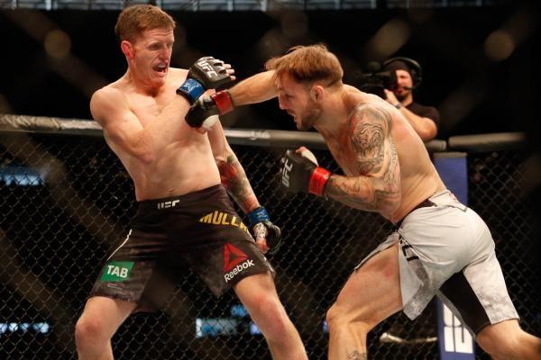 UFC Fight Night: Felder vs. Hooker