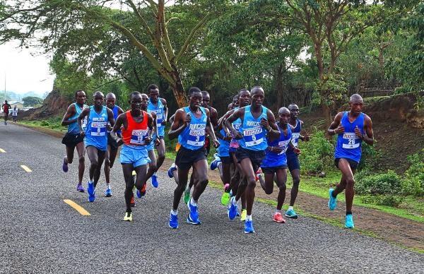 Běh: RunCzech 2019