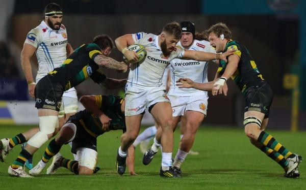 Exeter Chiefs - Northampton Saints