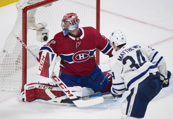 NHL Classic games: Montreal Canadiens - Toronto Maple Leafs