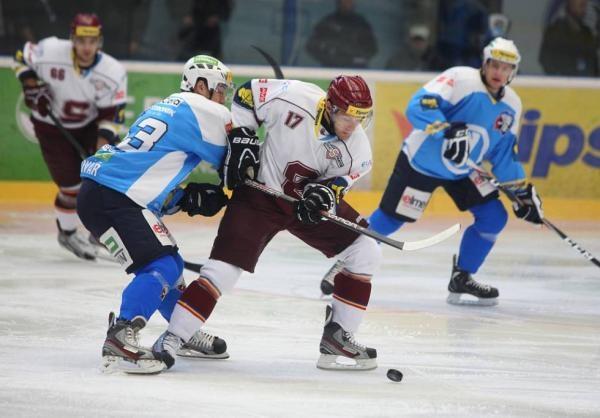 Hokej: HC Sparta Praha - HC Škoda Plzeň