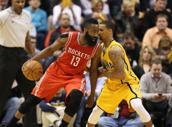 Houston Rockets - Indiana Pacers