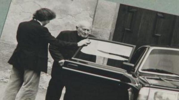 Dokument Kardinál František Tomášek