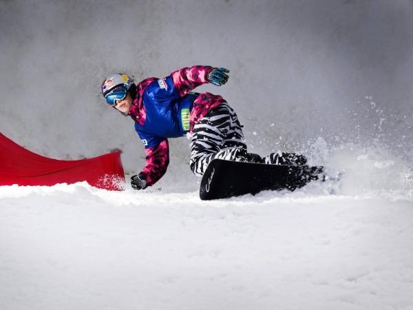 Snowboarding: SP Španělsko